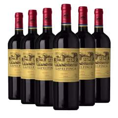 拉菲庄园.皇后干红葡萄酒750ml*6瓶