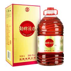 32°劲牌 中国劲酒 劲牌活力 5L桶装 家庭装
