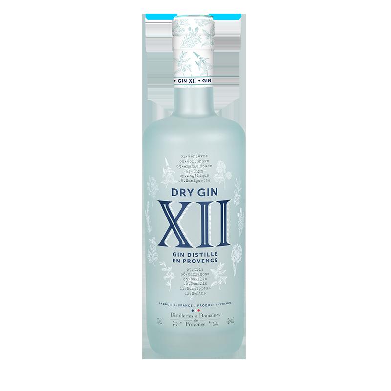 法国十二精酿金酒 XII Gin