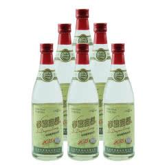 45°李渡高粱2015光瓶白酒浓特兼香型500ml整箱*6瓶【新老包装随机发货】