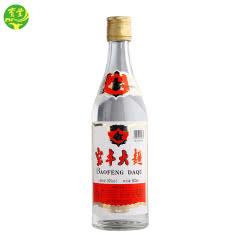 宝丰大曲复古版50度清香型粮食白酒500ml单瓶