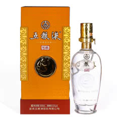 52°五粮液陈酿熊猫造型系列500ml单瓶装