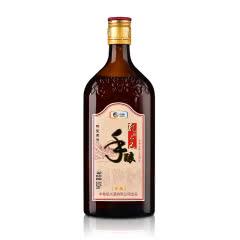 11°孔乙己手酿陈酿特型半干黄酒500ml