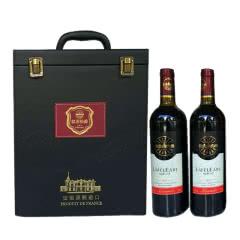 拉菲伯爵梅洛干红葡萄酒750ml*6 礼盒装