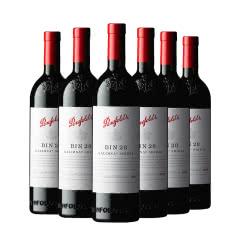 Penfolds 奔富 BIN28 设拉子红葡萄酒 750ml*6瓶整箱装