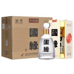 42°今世缘国缘四开500ml(4瓶装)