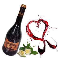 法国柏富维围城干红葡萄酒750ml*1瓶
