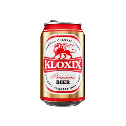 科罗斯德式经典拉格啤酒330ml(金罐)