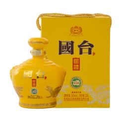 53°国台國禮酱香型白酒1.5L(坛)