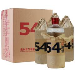 54°碧春酒 原酒 酱香型白酒 贵州茅台镇 纯粮食高粱酒 白酒整箱特价500ml*4瓶
