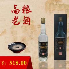 台湾高粱酒清香型白酒600ml*6瓶
