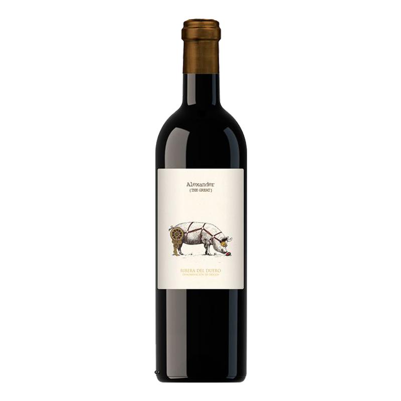 红房子酒庄亚历山大红葡萄酒 750ml