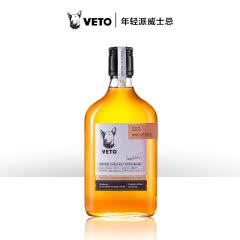 牛头梗 VETO 斯佩塞单一麦芽威士忌350ml 英国原瓶进口限量版洋酒