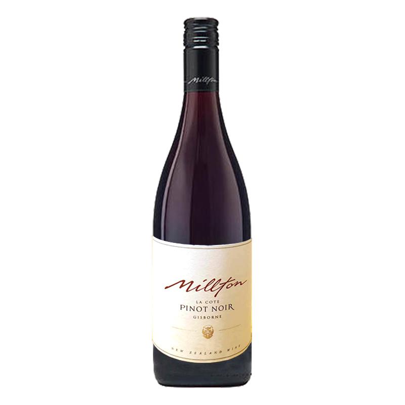米尔顿酒庄科特黑皮诺红葡萄酒 MILLTON LA COTE PINOT NOIR