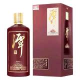 53°潭酒 天坊地坛纪念版 酱香型白酒礼盒装单瓶500ml