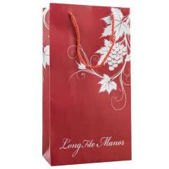 红酒礼品袋可放2支红酒(1个装)