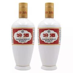 53°汾酒 瓷瓶 清香型 光瓶 500mlx2瓶(2018年)