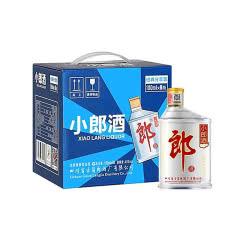 【包邮】45°郎酒小郎酒经典装100ml*6