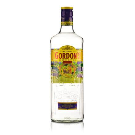 37.5°哥顿(Gordon's)干味伦敦金酒 700ml