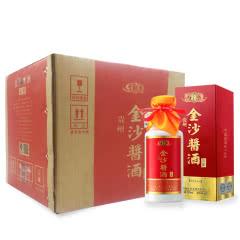 53°贵州金沙回沙酱酒五星 酱香型 500ml*6整箱