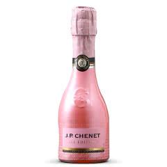 法国进口香奈J.P. CHENET冰爽桃红Rose高起泡酒白葡萄酒冰爽桃红起泡酒200ml