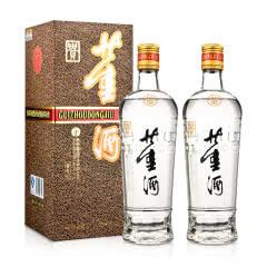 54°老贵董酒500ml*2