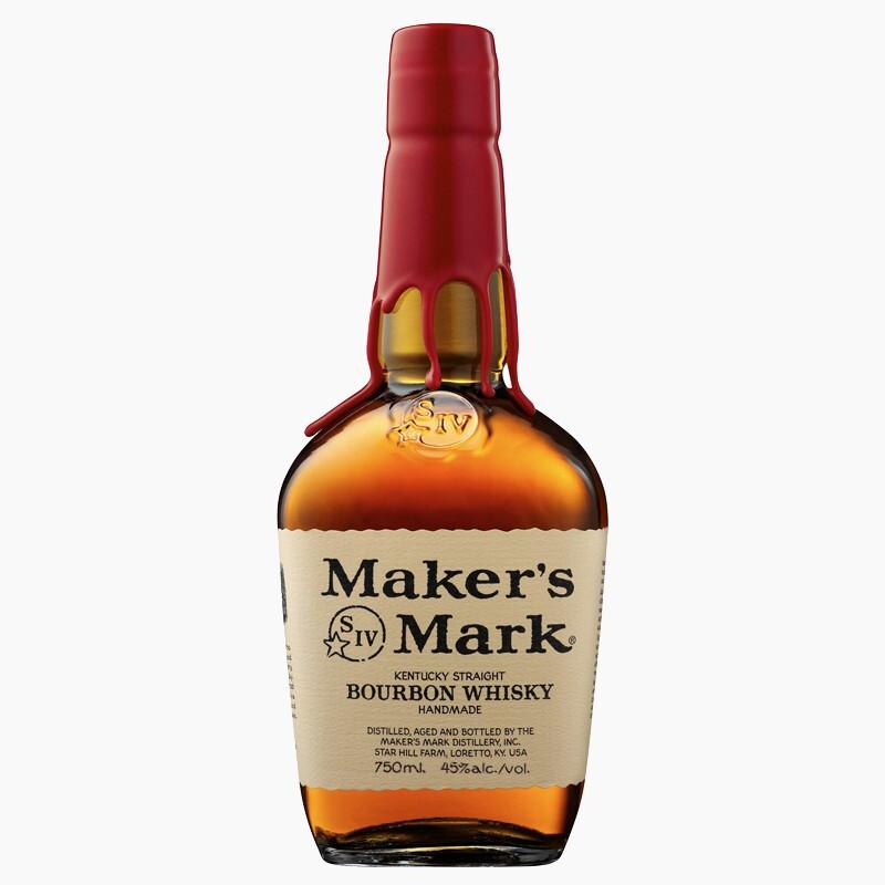 45°美国美格波本威士忌750ml