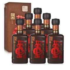 【老酒特卖】38°特级国密董酒500ml*6整箱装
