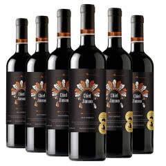 【高档礼盒装】澳洲进口红酒澳大利亚南澳优质产区15.2度西拉澳洲330直瓶750ml*6