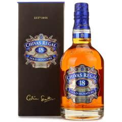 40°芝华士18年苏格兰威士忌700ml