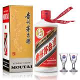 飞天53%vol 500ml贵州茅台酒(带杯)