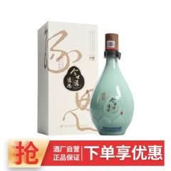 【厂家自营】今世缘42度缘思500ml浓香型白酒单瓶礼品酒