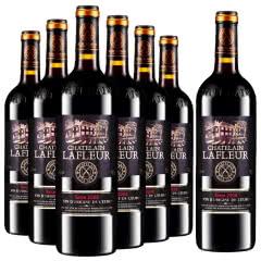 拉斐庄园2008特选原酒进口红酒干红葡萄酒 750ml*6瓶红酒整箱 (赠同款干红1瓶)
