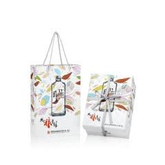 国美故事酒32度500ml单瓶双国字杯宜宾产纯粮酿造浓香型白酒礼盒装