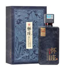 53°怀庄久六蓝酱酱香型白酒礼盒装500ml*1【单瓶】