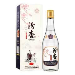 53度汾杏酒1988 v18 清香型白酒 粮食酒 425ml单瓶