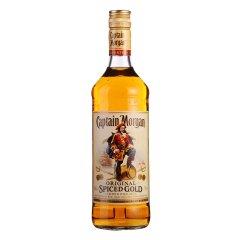 35°英国摩根船长原创金牌调味朗姆酒700ml(鸡尾酒mojito莫吉托基酒)