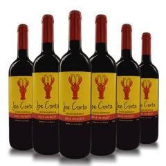 澳大利亚乔康达澳龙帝王黄梅洛干红750ML(6瓶装)