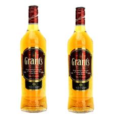 40°英国格兰苏格兰威士忌700ml*2瓶