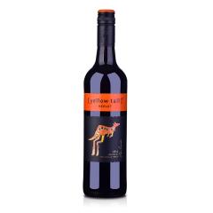 【包邮】澳洲红酒澳大利亚黄尾袋鼠梅洛红葡萄酒750ml
