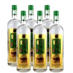 52°牛栏山二锅头金标珍品20陈酿1L(6瓶装)