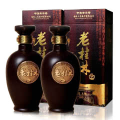 45°桂林三花酒八年陈(米香型代表)500ml(2瓶装)