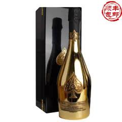 法国黑桃A香槟 Armand de Brignac黄金版750ml