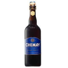进口啤酒 比利时原瓶智美蓝帽啤酒 修道院黑啤 750ml