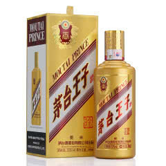53度500ml茅台王子酒(金王子)