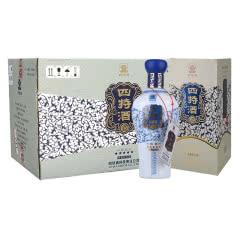 52°四特酒锦瓷五星460ml(6瓶装)整箱