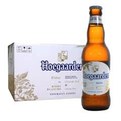 比利时福佳白啤酒(Hoegaarden)330ml*24瓶