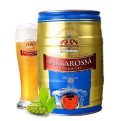 凯尔特人德国进口小麦白啤酒5L