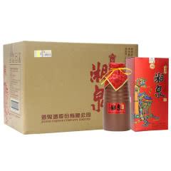 52°湘泉乡恋 湘泉酒500ml*6瓶