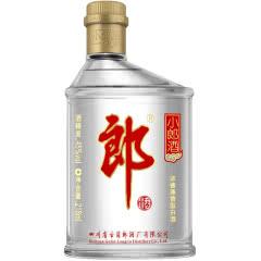 45°郎酒 小郎酒 兼香型 光瓶 218ml*1 单瓶装